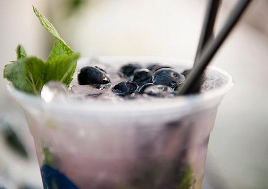 Beachside Drinks in Alabama and Florida - The Gulf