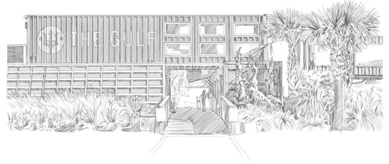 The Gulf - Home Sketch