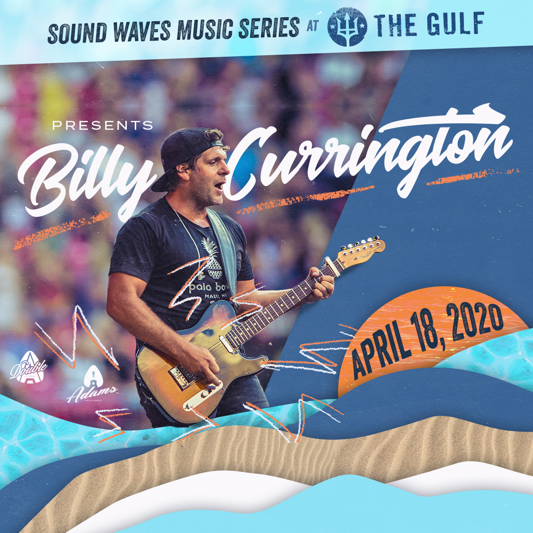 Billy Currington Fort Walton Beach